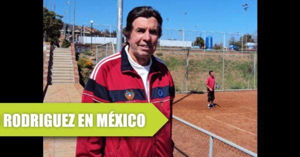 En México Pato Rodríguez Maestro De Los Maestros De Tenis Flashtennis Entrenamiento Tenis Tenista