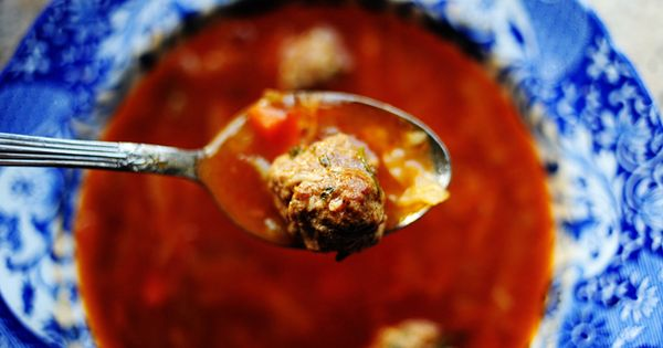 Italian Meatball Soup Recipe | The Pioneer Woman Cooks | Ree Drummond