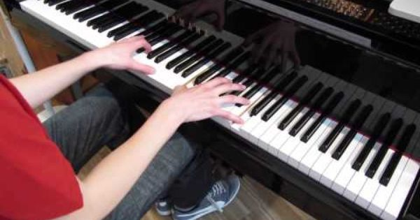 Poets Of The Fall Carnival Of Rust Piano Cover Youtube