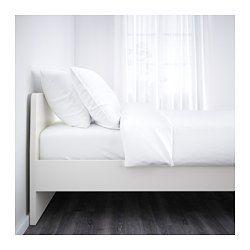 Askvoll Bedframe Wit 160x200 Cm Ikea Hemnes Bed Bed Frame Adjustable Beds