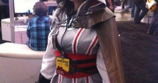 Assassin Creed Costume Femalebrainality Feeding Your Mind Everyday With Everything Fndfml