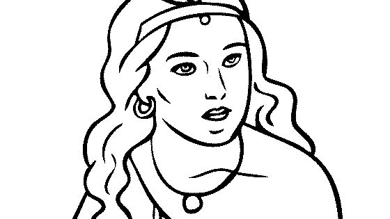 pocahontas coloring page coloring pages pinterest 100 free and colour book