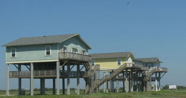 Stilt houses are amazing houses on stilts pinterest for Stilt house foundation