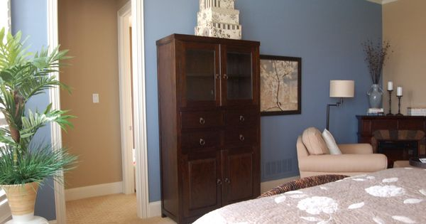 Bracing Blue Sherwin Williams Chase 39 S Bedroom Pinterest Walls Lights And Bedrooms