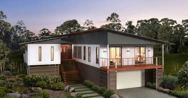 Callistemon 278 house design bush and beach homes home for Bush house designs