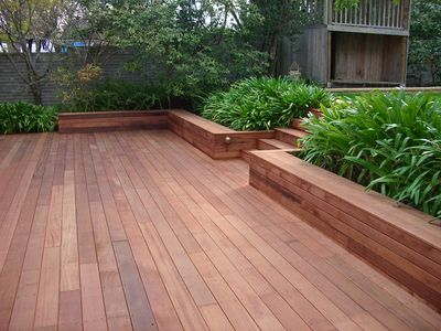 Timber Decking Has Become A Focal Point For The Family Home Deck Deck Designs Backyard Backyard Seating Area Decks Backyard