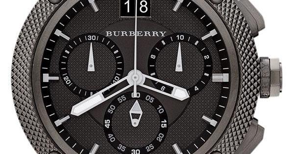 cyber monday deal burberry chronograph bracelet