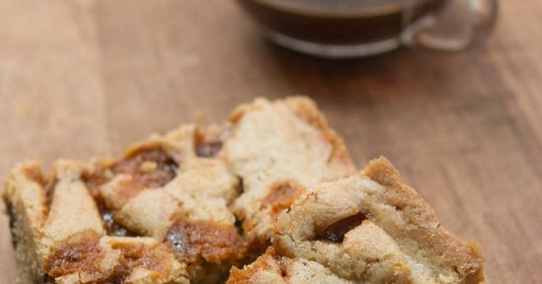 Butterscotch Caramel Blondies | Recipe | Bakeries, Violets and Caramel