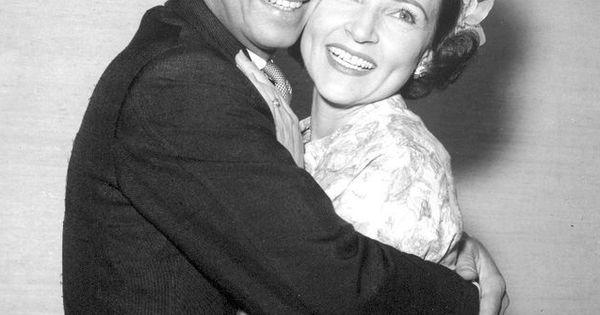 Betty white allen ludden 1963 my celebrity wedding for Betty white s husband allen ludden
