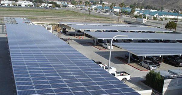 Solar Parking Canopies Parking Lot Solar Power Weather Protection Solar Panels Solar Solar Installation