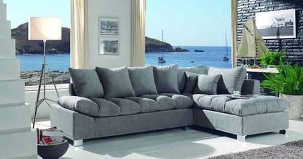 Canape D Angle 15 Modeles Pour Un Salon Design Canape Angle Housse De Chaise Chaise De Salon