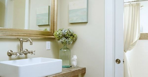 2014 Clever Solutions For Small Bathrooms Ideas