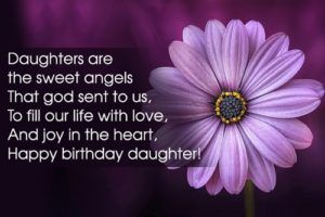 Happy Birthday Wishes Images Messages For Daughter Birthday