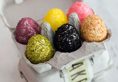 Rice Krispie Easter Eggs from Bouchon Bakery | Rice, Easter Eggs ...