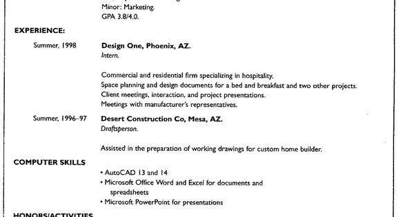 examples of scad resume    topresume info  examples