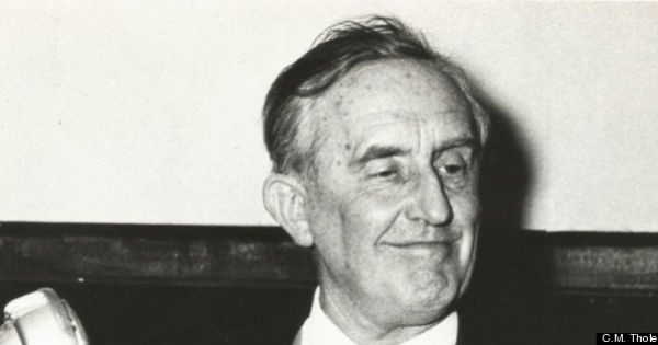 J.R.R. Tolkien Reveals TRUE Meaning Of 'The Lord Of The Rings' In