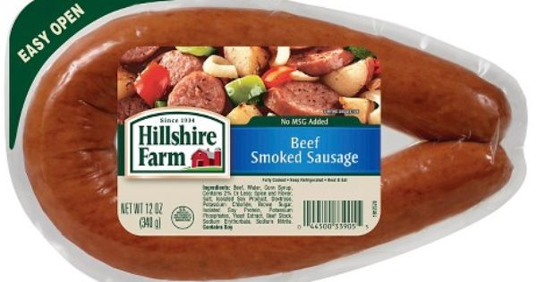 Kroger Bush S Baked Beans And Hillshire Farm Smoked Sausage Only 1 50 Become A Coupon Queen Smoked Sausage Recipes Sausage