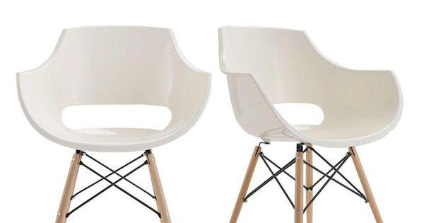 Chaise design skoll d 39 esprit design classique une chaise mod - Chaise classique design ...
