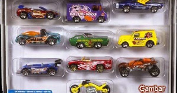 Gambar Mobil Mainan Hot Wheels Terkeren Terbaru