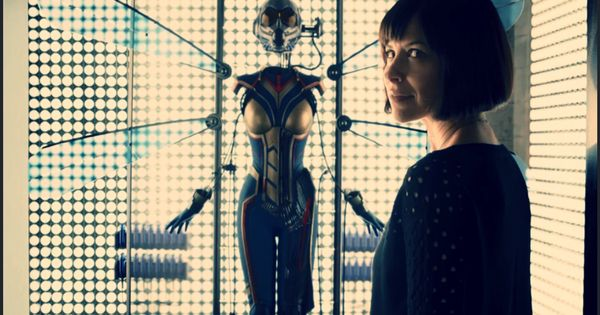 Pin By Pedro Cruz On Comix Evangeline Lilly Ant Man Avengers Film