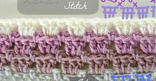 ... Spanish by Lanas & Hilos. Crochet Pinterest Charts, Patterns and