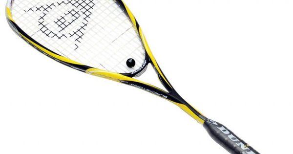 Dunlop Blackstorm Graphite Squash Racket Squash Rackets Rackets Squash