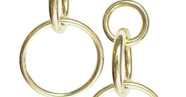 ... Miller | Yellow Gold Jewelry | Pinterest | Earrings, Jewelry and Link Jewelry