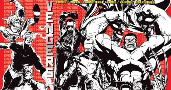 Avengers Pinterest: นิตยสาร Starpics Special Edition 'We Are Marvel. The