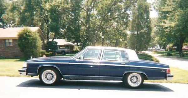 1982 Buick Electra Park Avenue Maintenance Restoration Of Old