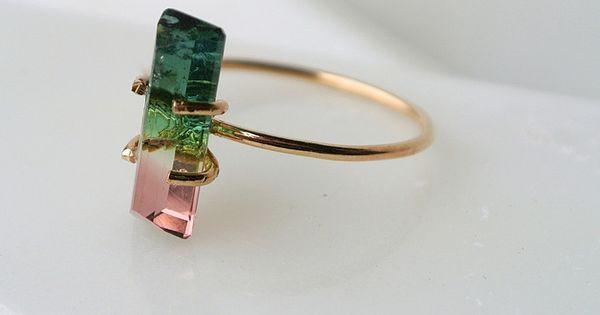 WATERMELON TOURMALINE – Lili Claspe Jewelry liliclaspe