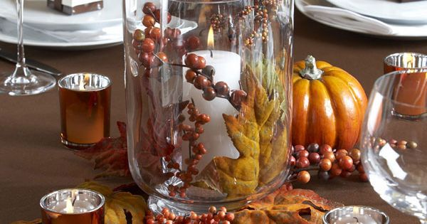 Fall Wedding Centerpieces On A Budget: Fall Wedding Centerpieces On A Budget
