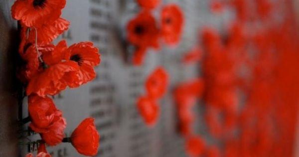 anzac day memorial service program