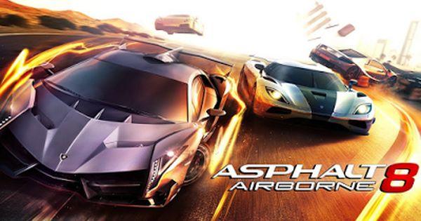 Balap Mobil Seru Asphalt 8 Airborne Racing Games Gameloft
