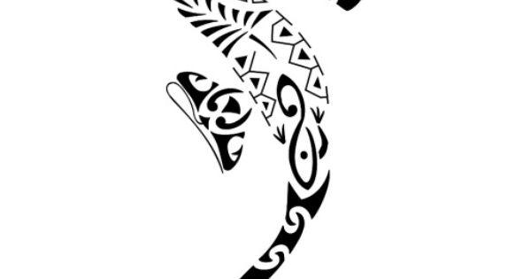 Maori seahorse tattoo seahorse tattoo maori and tattoo for Cavalluccio marino maori