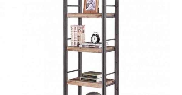 Boekenkast industrie frame small nieuwe huis pinterest dressoir en kast - Eigentijdse boekenkast ...