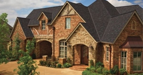 Gaf Camelot Ii Shingle Photo Gallery Roofing Shingling Roof Design