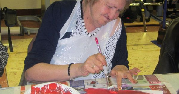 Art And Craft In Occupational Therapy And Mental Health