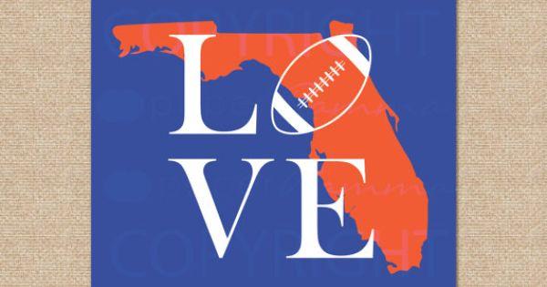 Love Florida Football!!