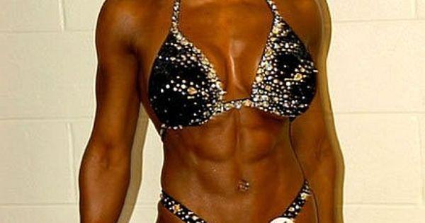 Dina Al-Sabah - IFBB Figure Pro and IFBB Bikini Pro   Bikinis