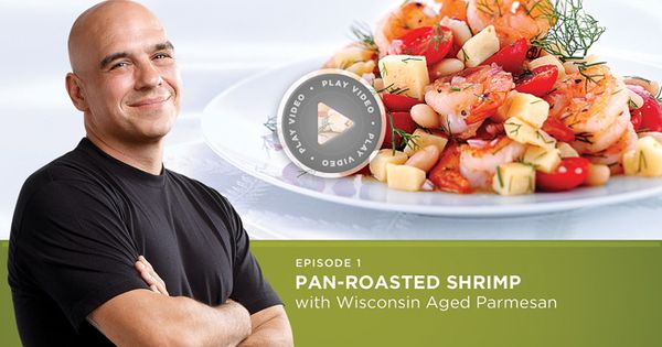 Pan-Roasted Shrimp | Seafood | Pinterest | Shrimp