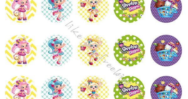 Shopkins and search on pinterest