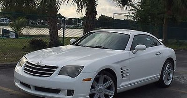 Awesome 2004 Chrysler Crossfire For Sale View More At Http