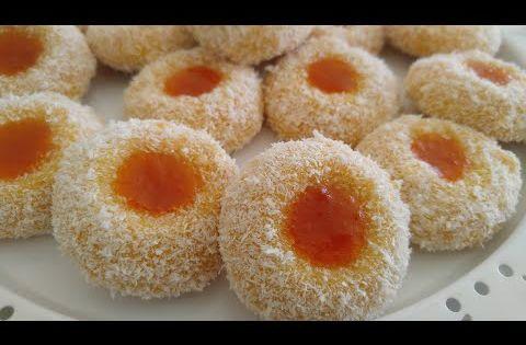 الحلوى القطنية اقتصادية وسريعة ببيضة واحدة و125 غ زبدة قطعتلي 25 حبة تعمر العين ماتستناوش جربوووها Youtube Desserts Gummy Candy Food