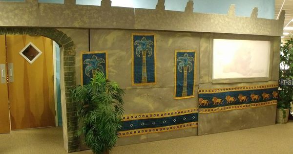 Classroom Party Ideas ~ Vbs babylon june bible decorations and ideas