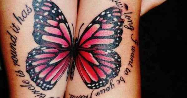 Unterarm Partner Tattoo Schrift   Zukünftige Projekte ...