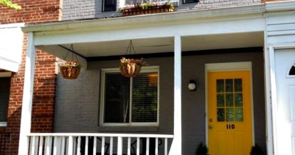 Sherwin Williams Classic French Gray And Citrus Paint