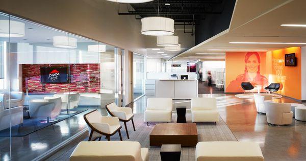 Pizza Hut Yum Brands Interior Design Design Urban Spaces