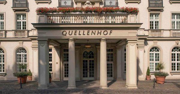 Pullman Aachen Quellenhof Hochzeit Hotel Hof Hochzeitslocation