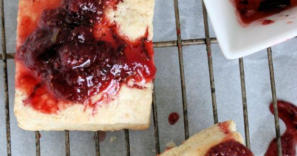 Black, Biscuits and Strawberries on Pinterest