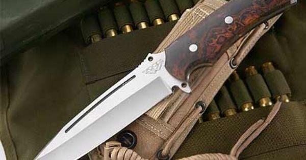 Rock River Iron Works Fighter Knives Rock River Knife Fighter